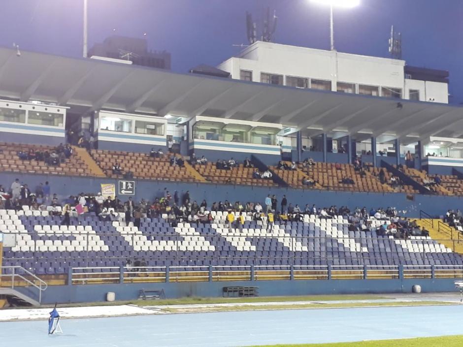 El peor ingreso de aficionados en lo que va del torneo Apertura 2017 fue el de Comunicaciones - Siquinalá con 271 seguidores con boleto pagado. (Foto: Liga Nacional)