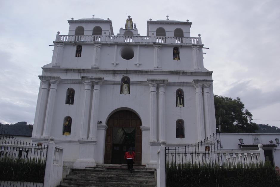También puedes recorrer el casco urbano de Santo Domingo y conocer su iglesia y parque central. (Foto: Fredy Hernández/Soy502)