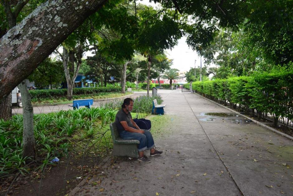 El parque Colón se inauguró originalmente como un centro cultural. (Foto: Jesús Alfonso/Soy502)