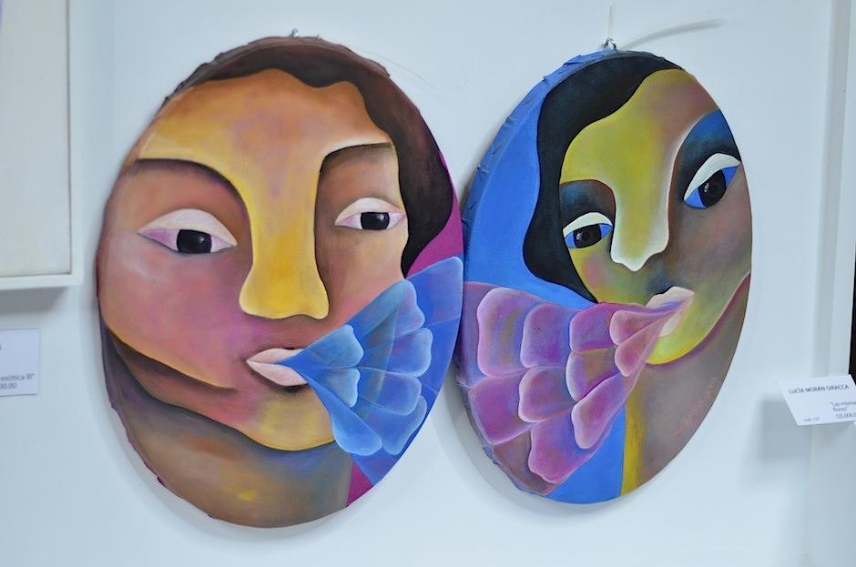 Artistas guatemaltecos se han unido a la causa. (Foto: Selene Mejía/Soy502)