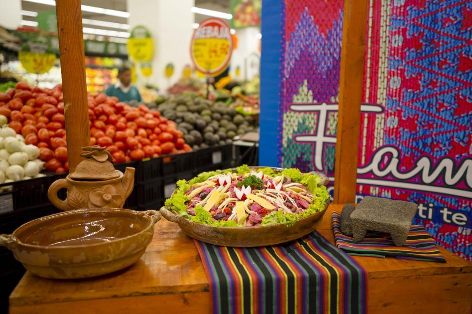 Walmart tiene disponible desde ya deliciosas recetas de fiambre en distintas presentaciones. (Foto: George Rojas/Soy502)