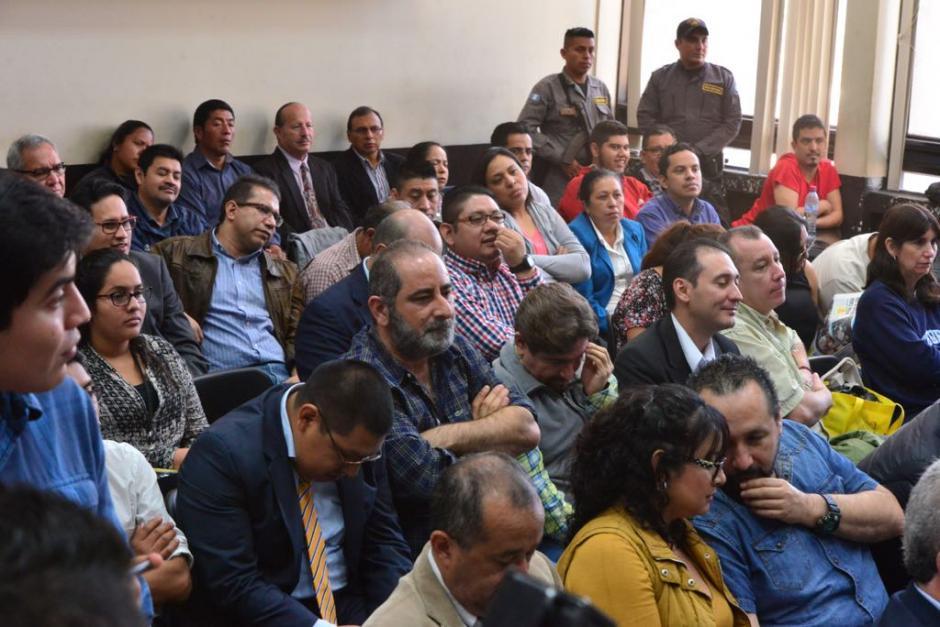 El resto de involucrados en el caso La Línea ya presentaron los alegatos de descargo. (Foto: Jesús Alfonso/Soy502)
