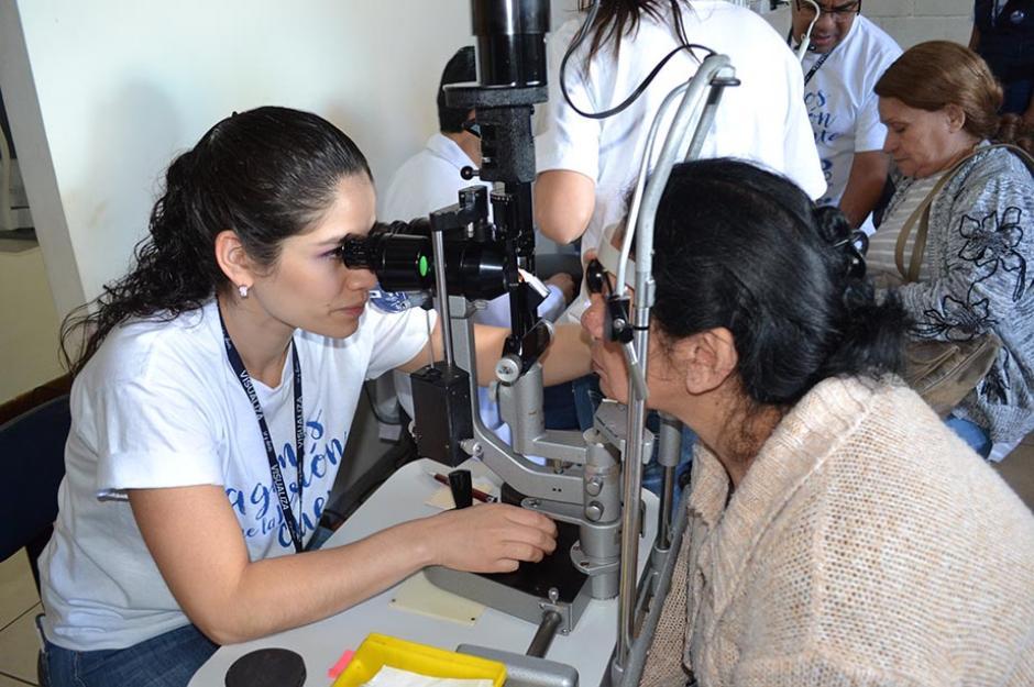 Según la OMS, hay 285 millones de personas con algún tipo de discapacidad visual. (Foto: cortesía de Visualiza)
