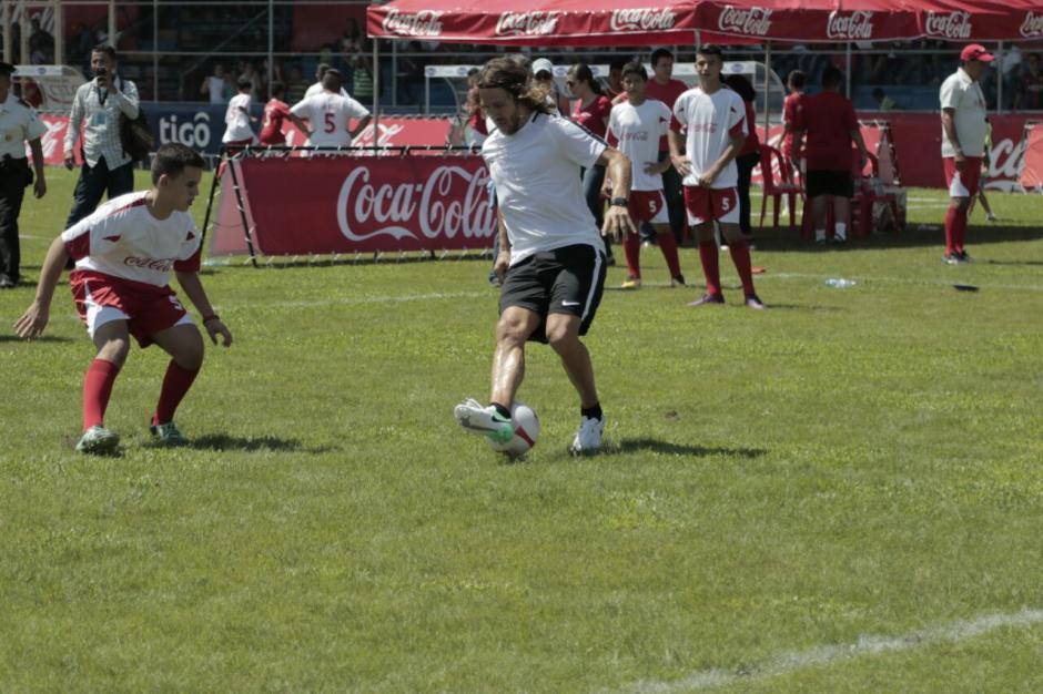 Puyol está en Suchitepéquez. (Foto: Alejandro Balán/Soy502)
