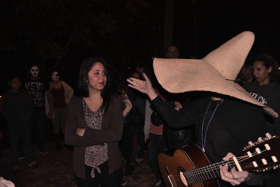 También puede inspirarte para rendir homenaje a estas historias en Halloween. (Foto: Recorrido de Leyendas de Guatemala)