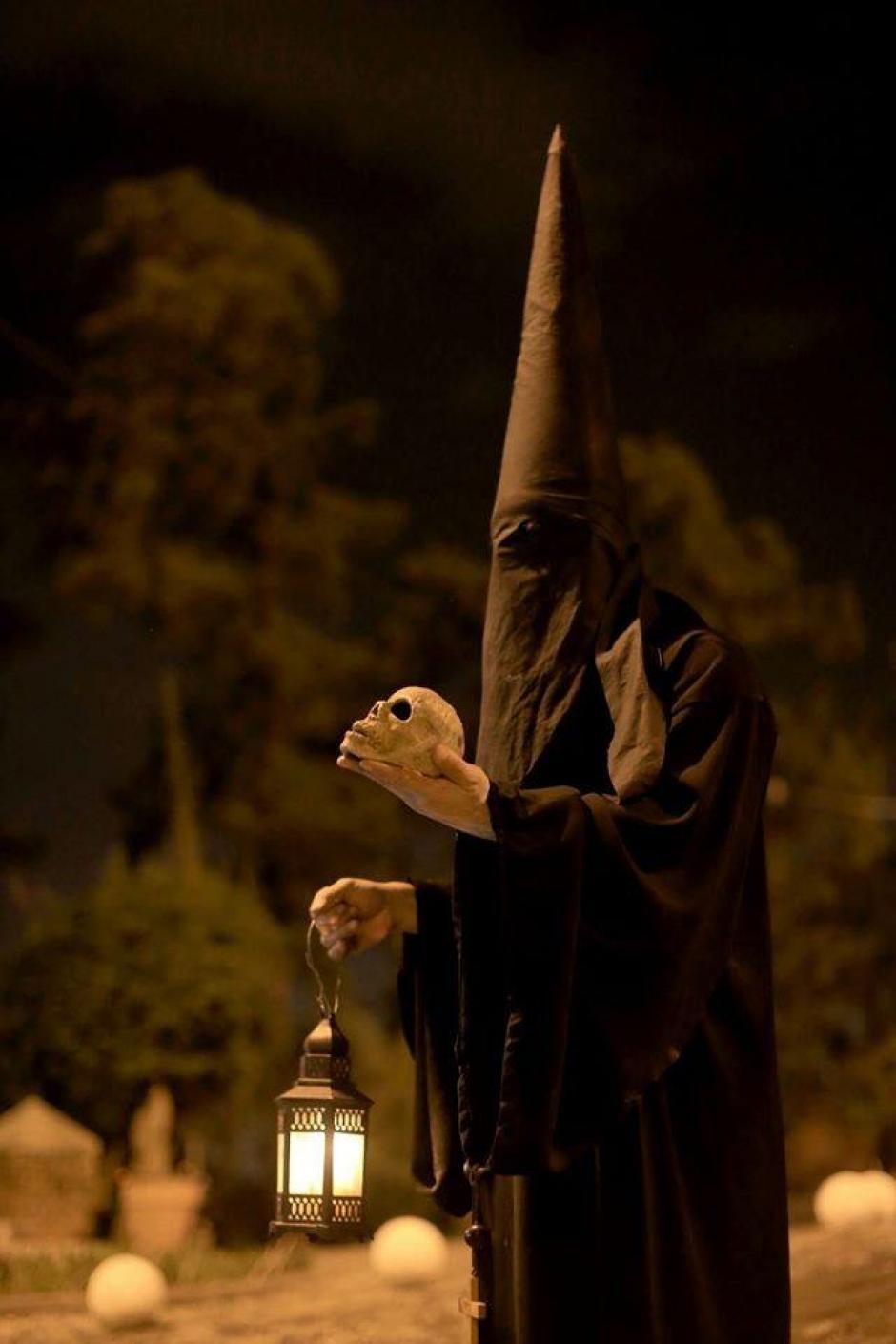 Los personajes más aterradores de los cuentos populares estarán en este evento. (Foto: Recorrido de Leyendas de Guatemala)