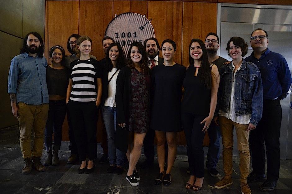 Este lugar es la unión entre empresarios, curadores, artistas y público. (Foto: Selene Mejía/Soy502)