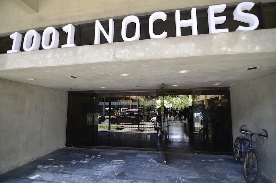 1001 Noches es un espacio cultural efímero. (Foto: Selene Mejía/Soy502)