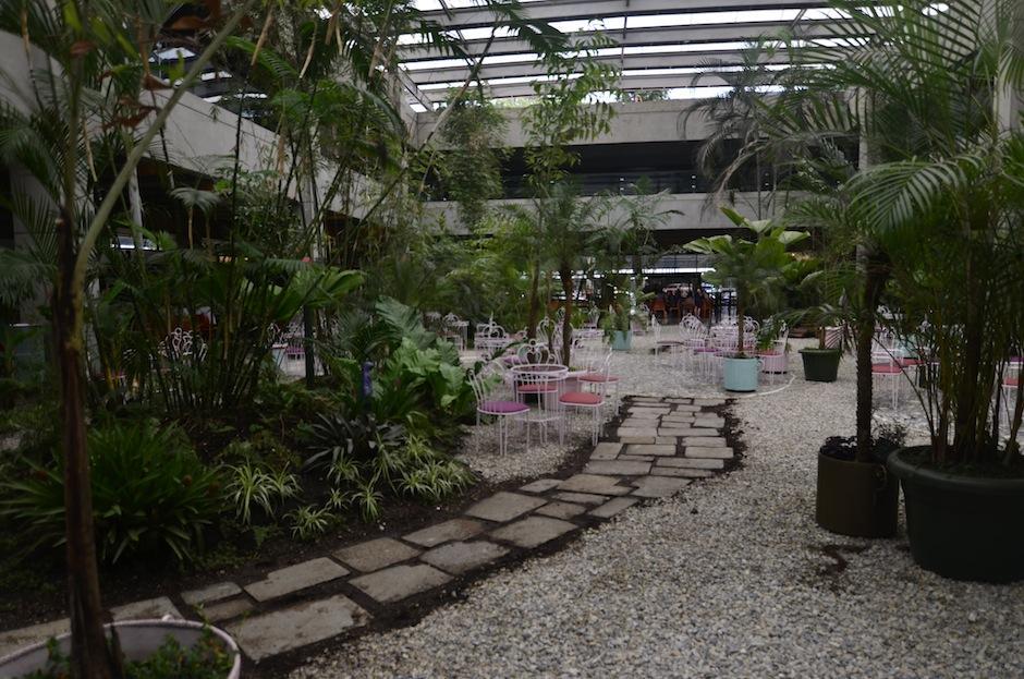 También hay espacios de co-working y educación. (Foto: Selene Mejía/Soy502)