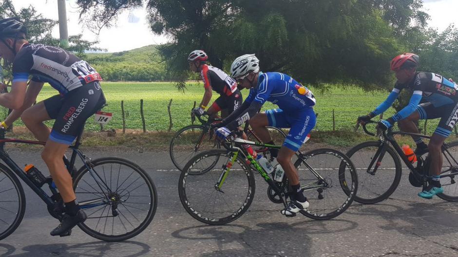 La etapa recorrió 142 kilómetros desde la capital hasta Zacapa. (Foto: CDAG)