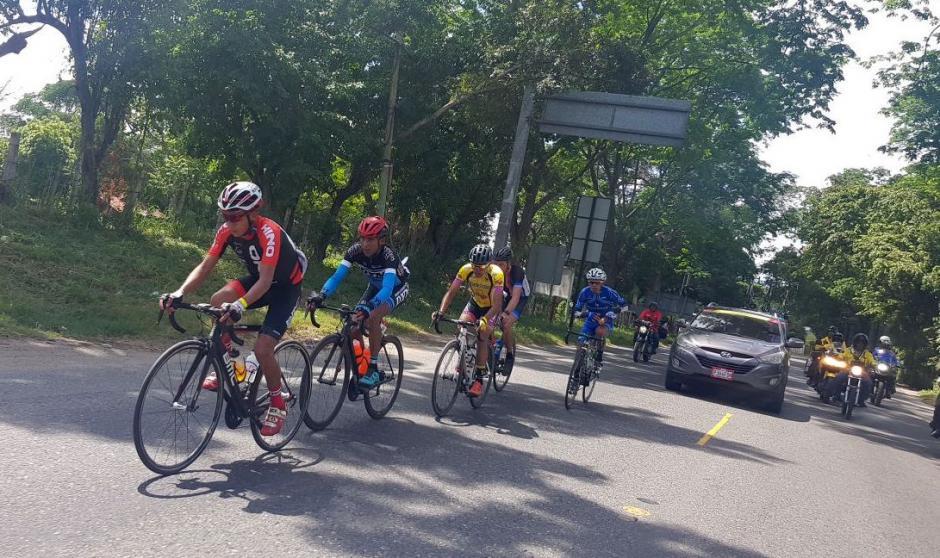 En la fuga estuvieron dos guatemaltecos, un holandés, un colombiano y un ecuatoriano. (Foto: CDAG)
