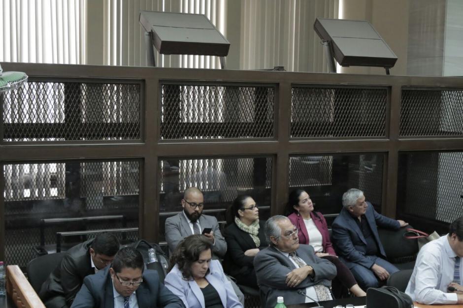 Al fondo se observa la carceleta vacía. (Foto: Alejandro Balán/Soy502).