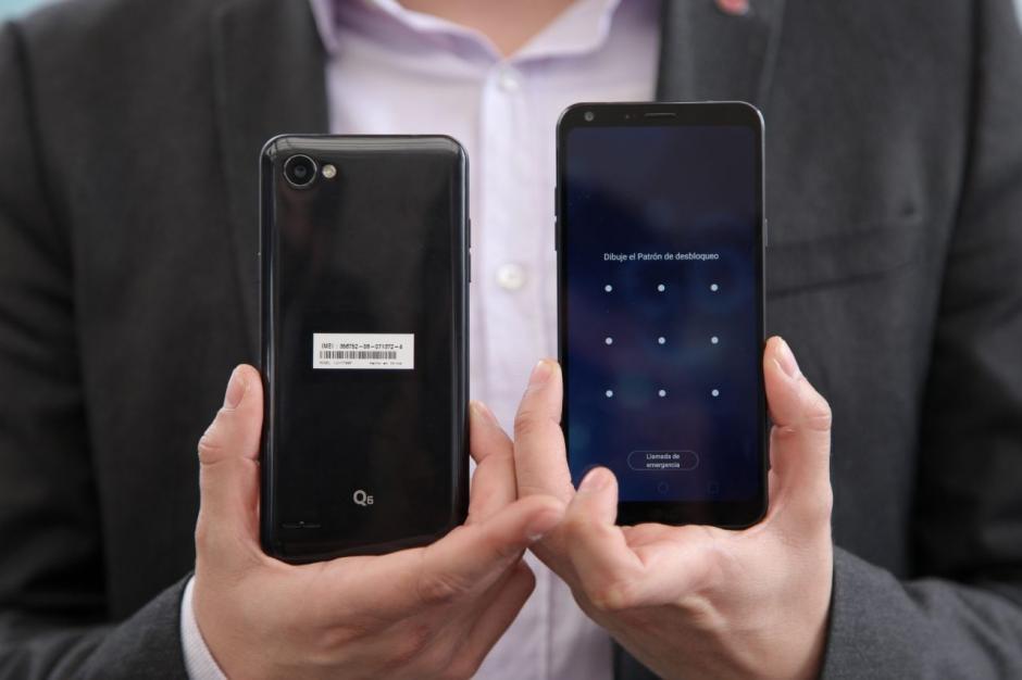 Es el nuevo modelo de la serie Q de LG. (Foto: Víctor Xiloj/Soy502)