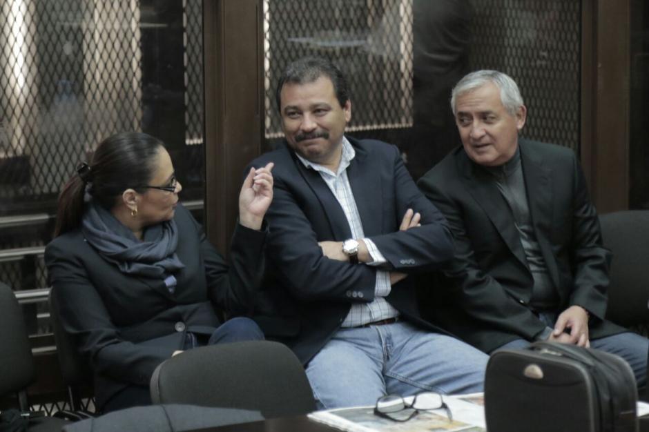Este viernes el juez Gálvez podría decidir si envía a juicio a implicados en caso La Línea. (Foto: Alejandro Balán/Soy502)