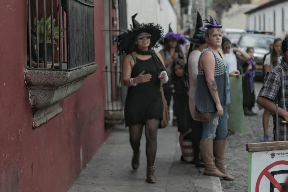 """Según las """"brujas"""", en los primeros siete meses de este año se han registrado 22 embarazos de menores. (Foto: Alejandro Balán/Soy502)"""