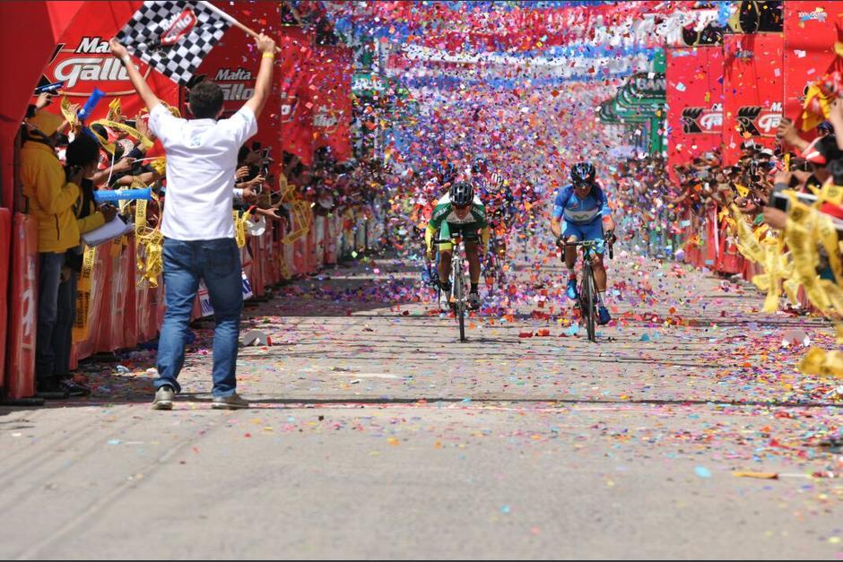 La etapa final de la Vuelta a Guatemala recorrerá el Anillo Periférico. (Foto: Carlos Morales Chacón)