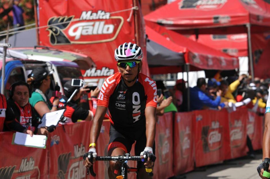 Anteriormente se había anunciado que partiría de Mixco hacia el Periférico. (Foto: Carlos Morales Chacón)