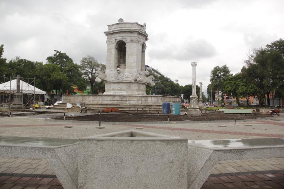 Las autoridades municipales inaugurarán las obras el próximo 12 de septiembre. (Foto: Fredy Hernández/Soy502)