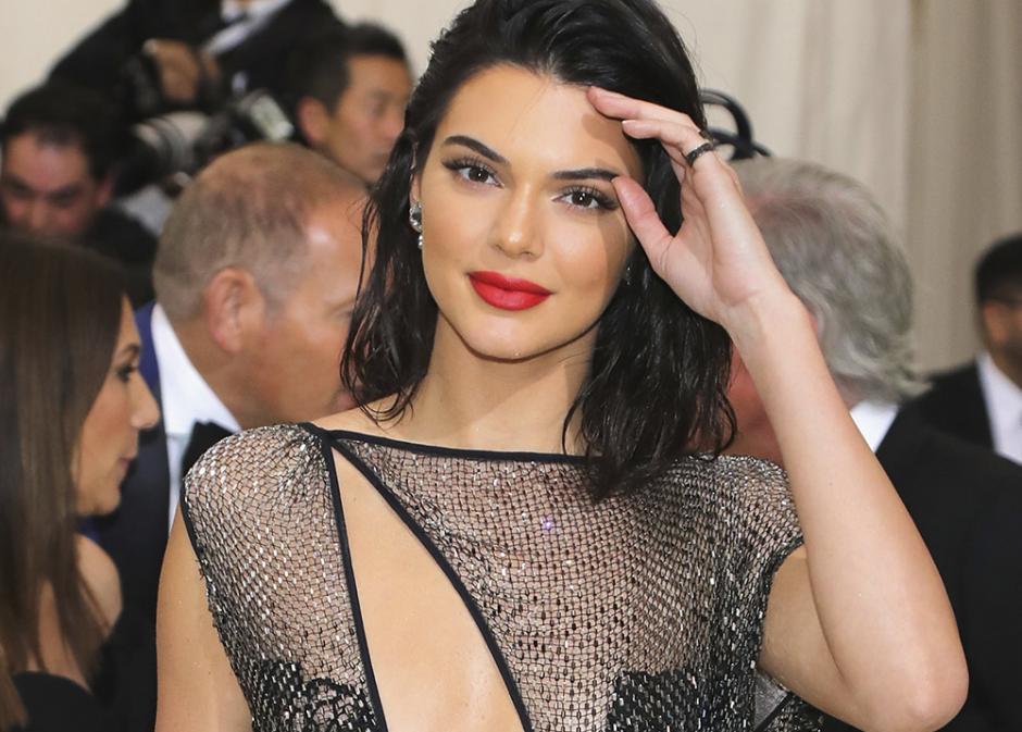 Kendall Jenner fue nombrada