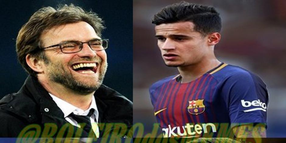 Y se ríen de Barcelona. (Foto: Twitter)