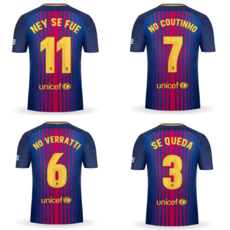 Estos son los últimos fichajes de Barcelona. (Foto: Twitter)
