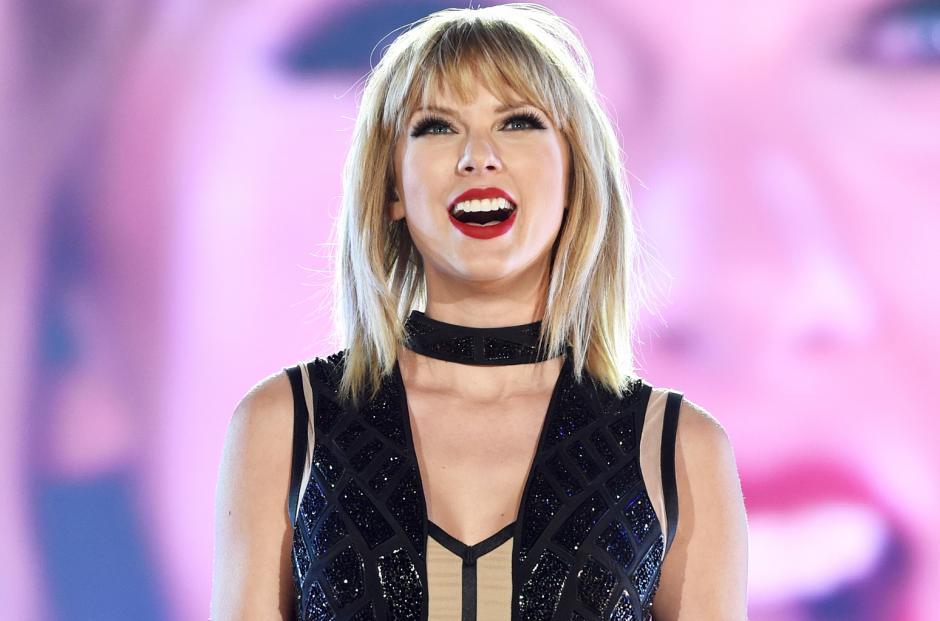 Taylor Swift lanza el segundo tema de su nuevo disco