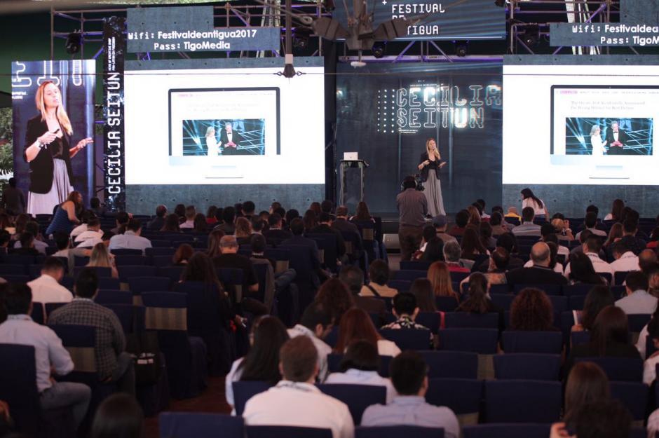 En el primer día del Festival participaron más de 1,500 personas. (Foto: George Rojas/Soy502)