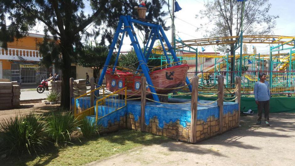 Las autoridades evaluarán los resultados de este parque de diversiones temporal. (Foto: Neto Bran)
