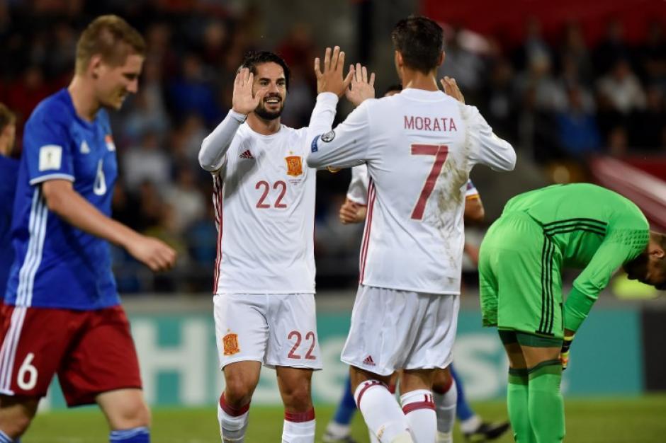 David Villa no estará ante Liechtenstein por lesión — Confirmado
