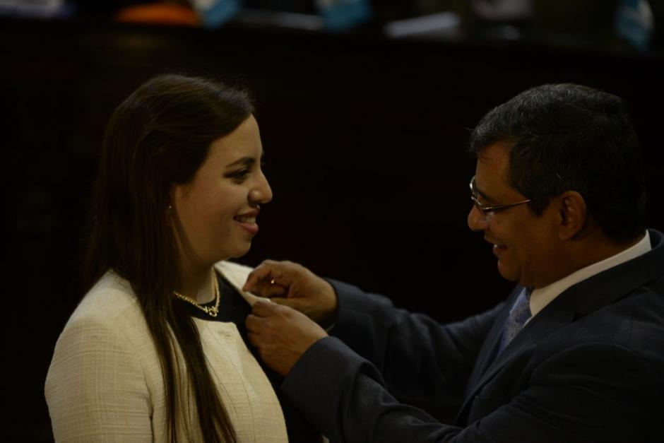 La nueva diputada fue asesora de dos instituciones del Estado. (Foto: Wilder López/Soy502)