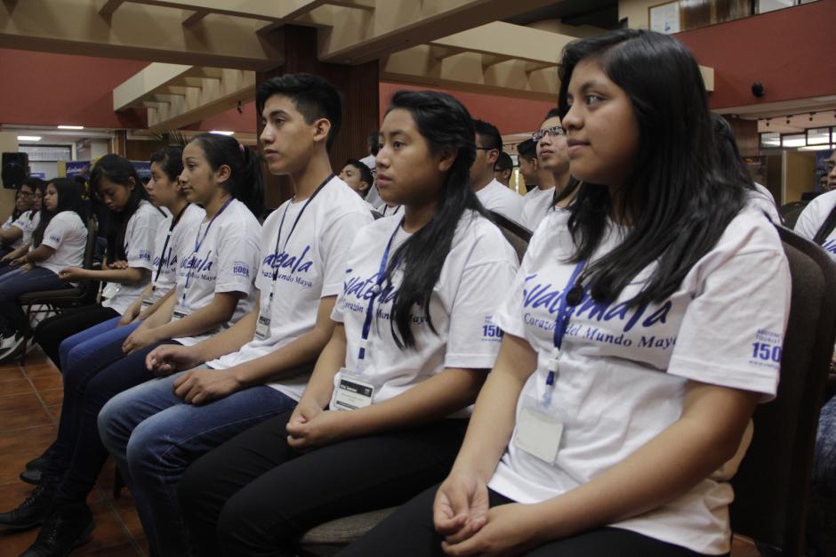 En total son 54 jóvenes que recibirán esta capacitación. (Foto: Fredy Hernández/Soy502)