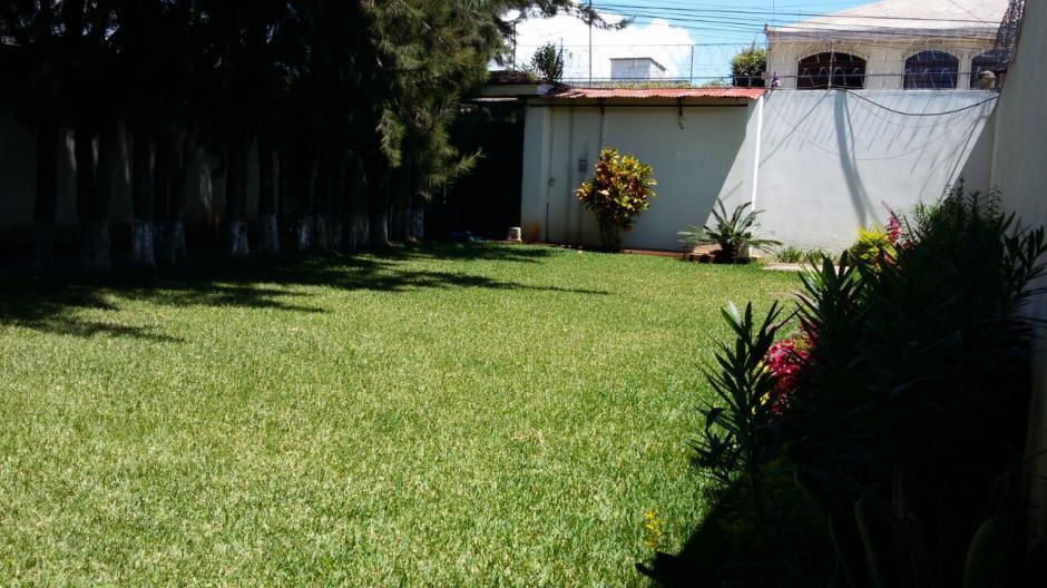La casa se ubica en Chimaltenango. (Foto: MP)