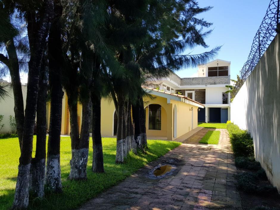 Una vivienda vinculada al supuesto narcotraficante Manuel Monroy pasó a manos de Senabed. (Foto: MP)