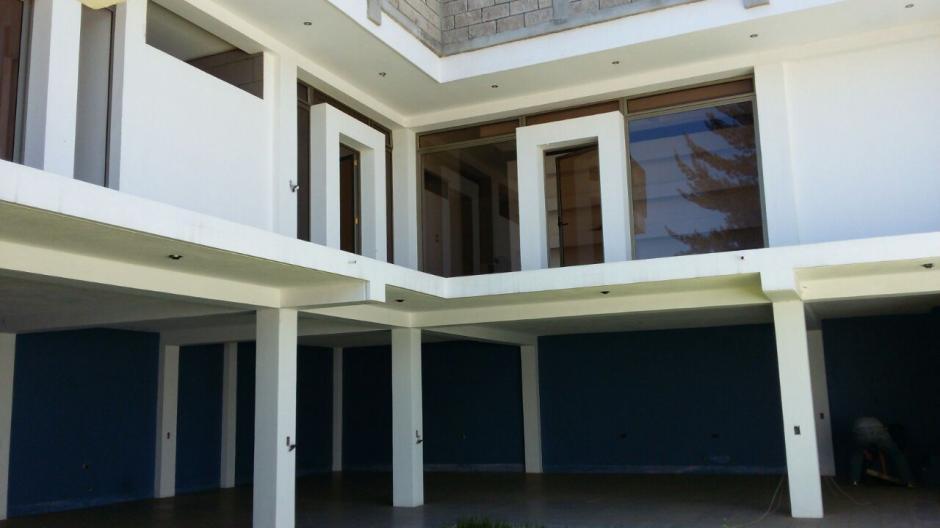 Tiene varios ambientes y dos construcciones. (Foto: MP)