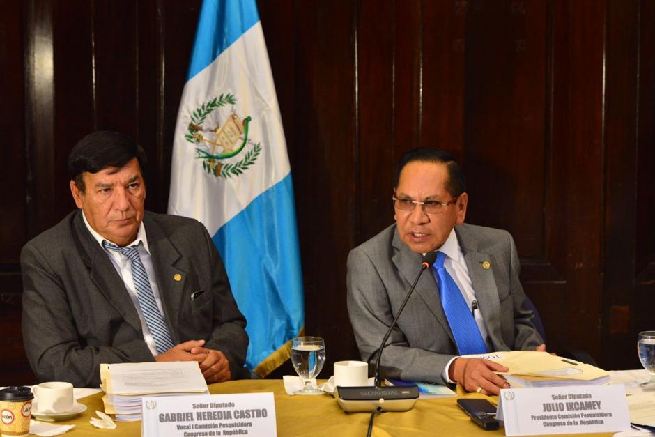 Los diputados no se pusieron de acuerdo acerca de si las reuniones serán públicas o privadas. (Foto: Jesús Alfonso/Soy502)