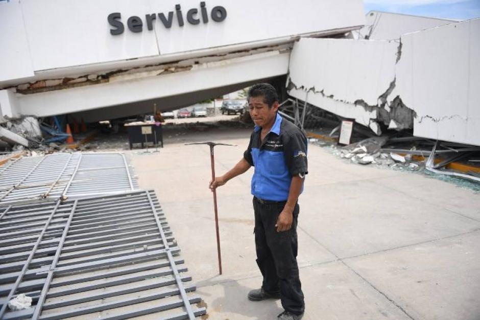 Hasta el momento se reportan 60 personas fallecidas. (Foto: AFP)