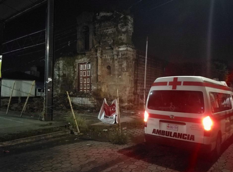 Las autoridades aún se mantienen en monitoreo por el sismo. (Foto: Cruz Roja)