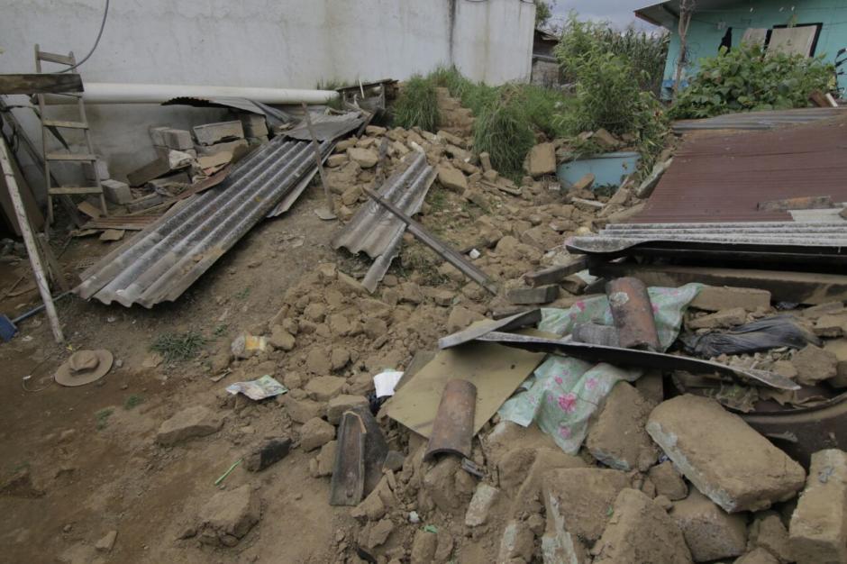 El sismo afectó los departamentos de Quetzaltenango, San Marcos y Huehuetenango (Foto: Alejandro Balán/Soy502)