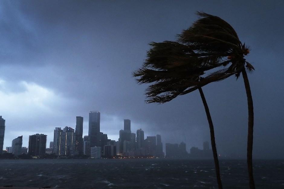 Huracán Irma será
