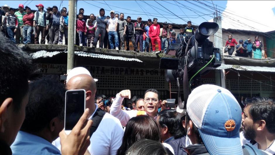 Se registró sismo de magnitud 5,4 en Guatemala