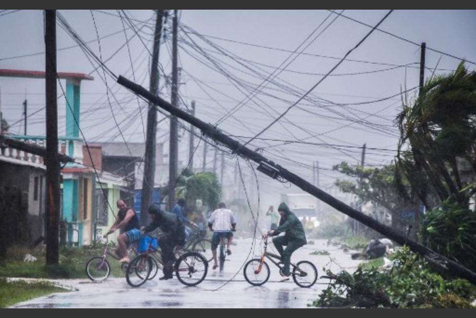 La Habana no escapará de las inundaciones por el huracán