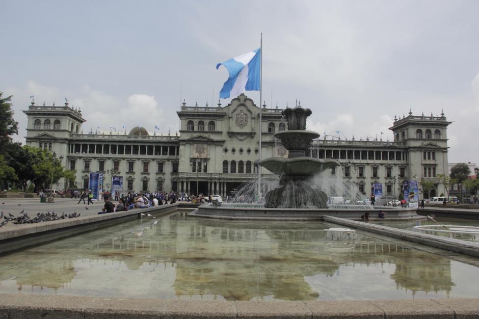 La Plaza de la Constitución albergará la mayor cantidad de actividades cívicas. (Foto: Fredy Hernández/Soy502)