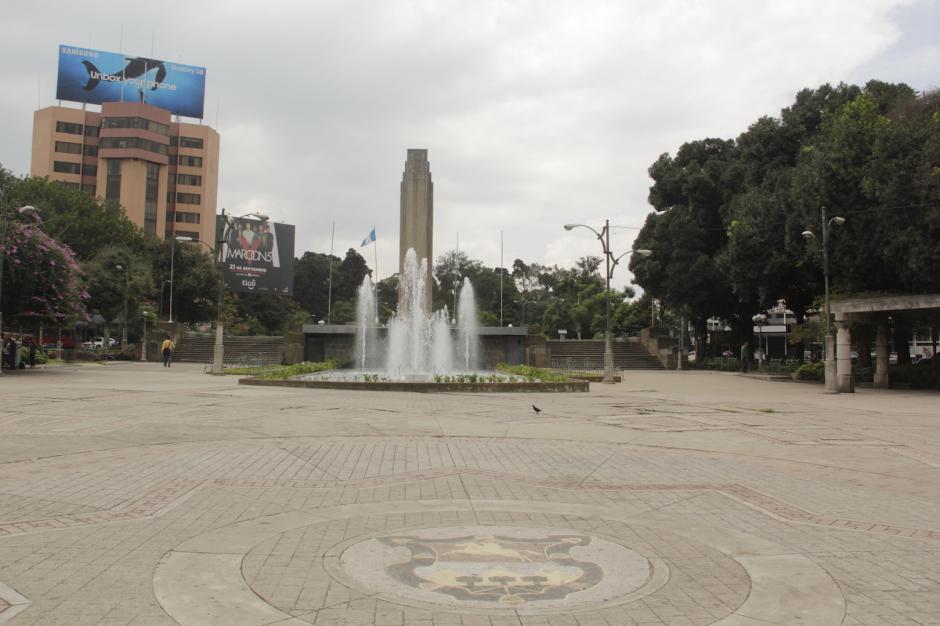 Se espera una gran concentración de personas el 14 de septiembre en le Obelisco. (Foto: Fredy Hernández/Soy502)