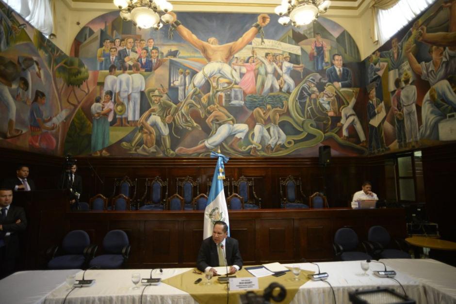 La decisión de la pesquisidora fue dividida. (Foto: Wilder López/Soy502)