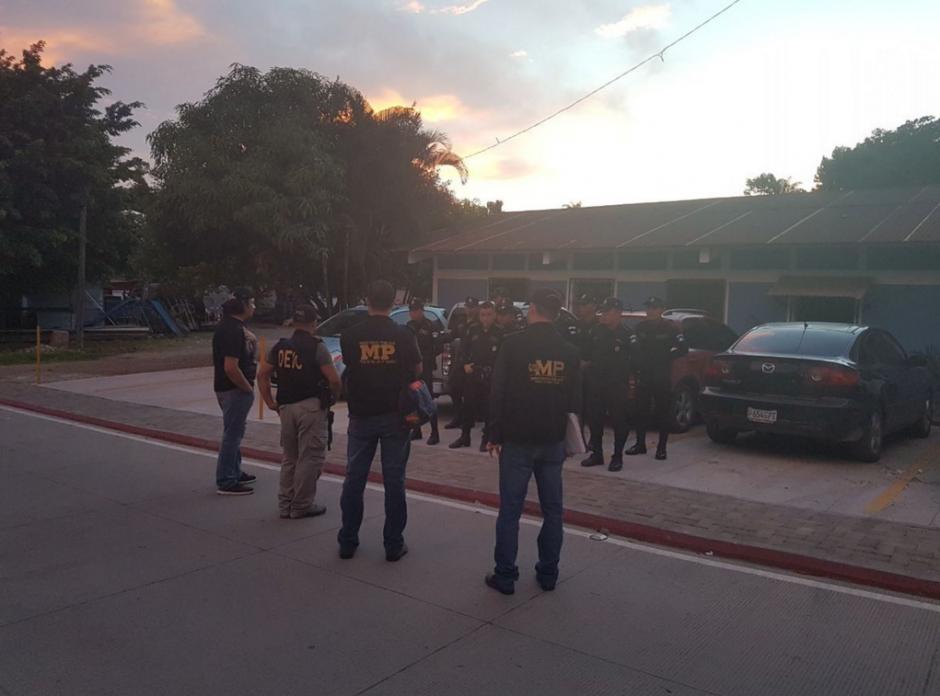 262 capturados en operativo regional antipandillas — El Salvador