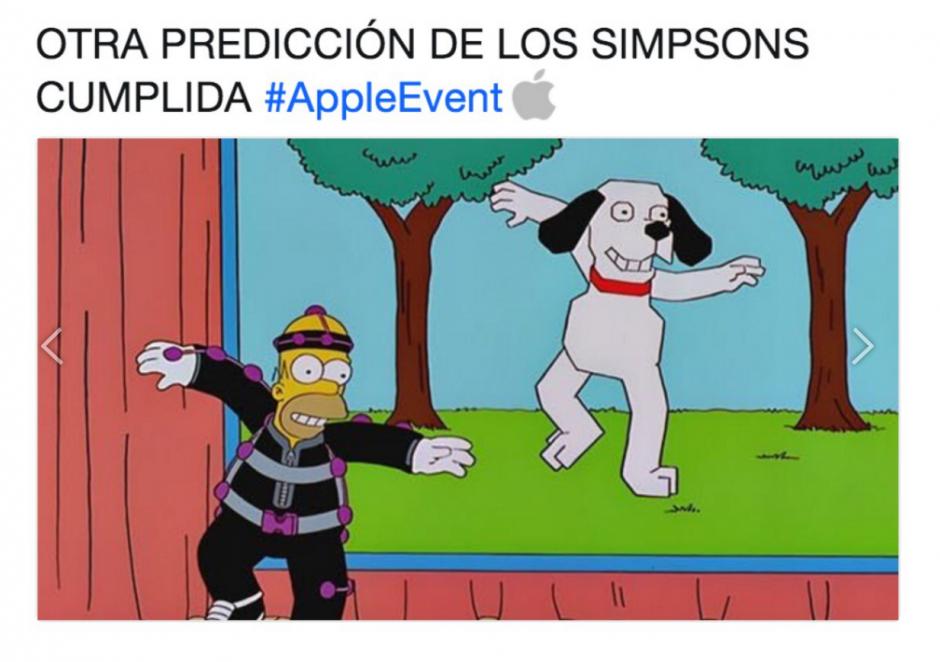 La fallida presentación fue satirizada. (Foto: Twitter)