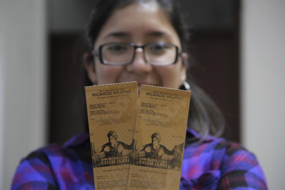 Los boletos para sillas numeradas ya se vendieron en su totalidad. (Foto: Fredy Hernández/Soy502)