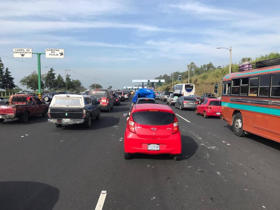 Los capitalinos aprovechan el asuto. (Foto: María José Meza/Soy502)