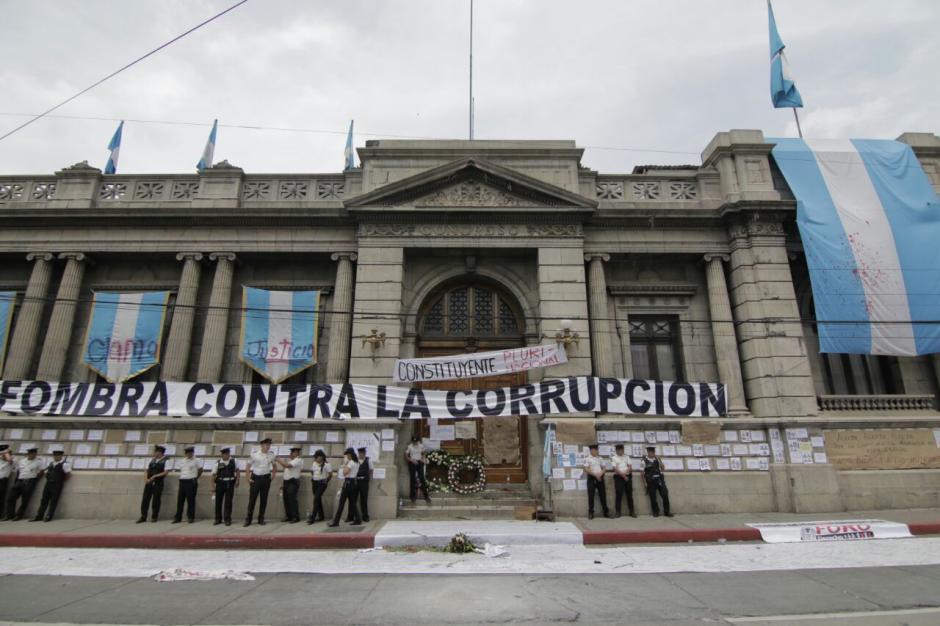 Para enmendar las leyes aprobadas, se necesitan al menos 80 votos. (Foto: Alejandro Balán/Soy502)