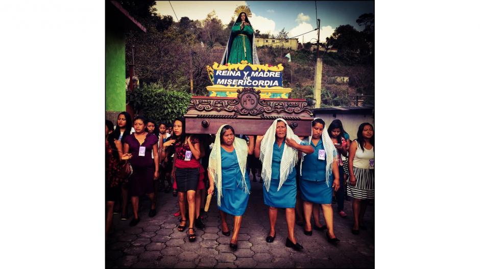 La exposición muestra a los visitantes diversos momentos en los pueblos guatemaltecos. (Foto: Everyday Guatemala)
